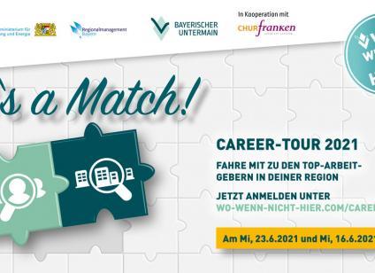 Career Tour 2021 - Initiative Bayerischer Untermain