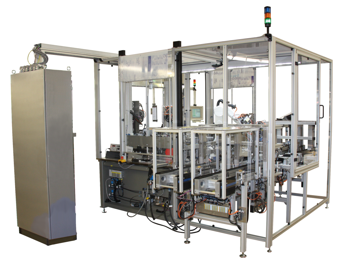 Fully automatic testing machine