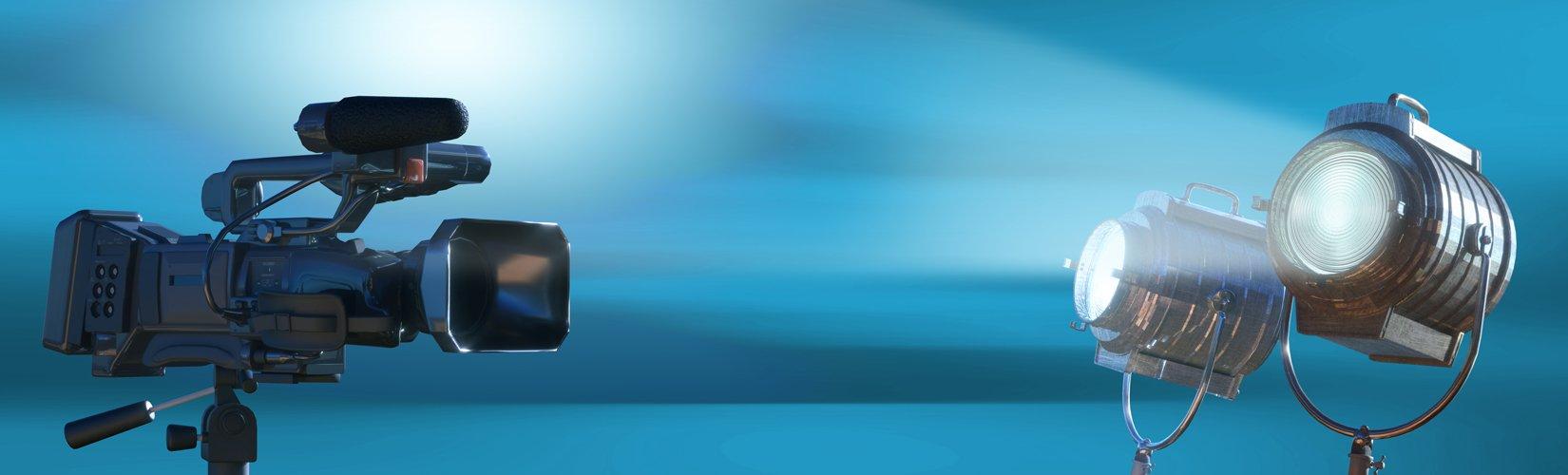 Kamera mit Beleuchtungssystem