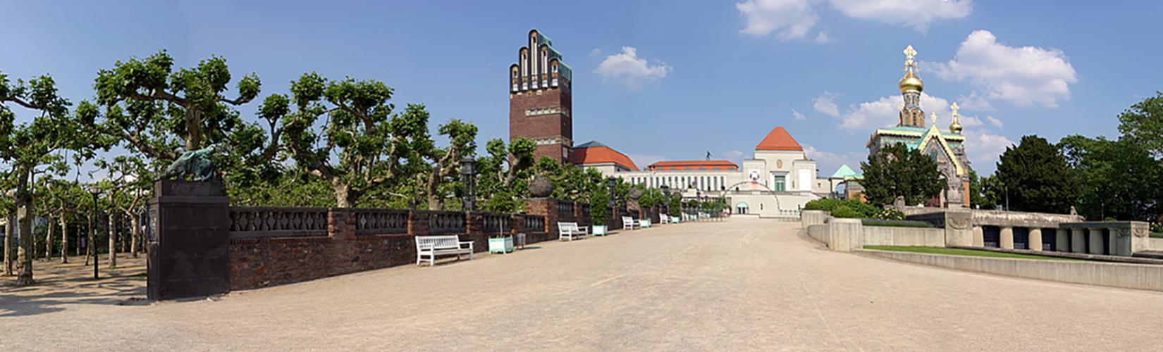 Mathildenhöhe Darmstadt