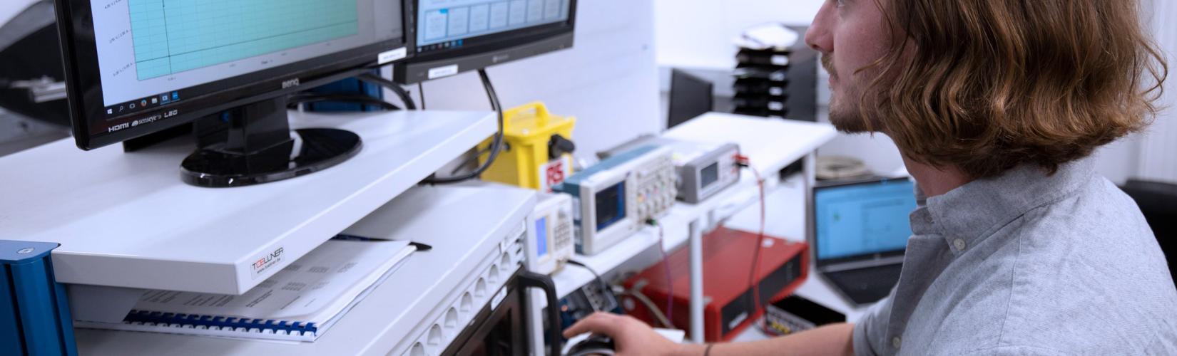 Elektrische Tests