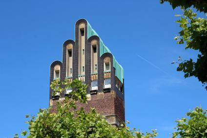 Der Hochzeitsturm, Darmstadt