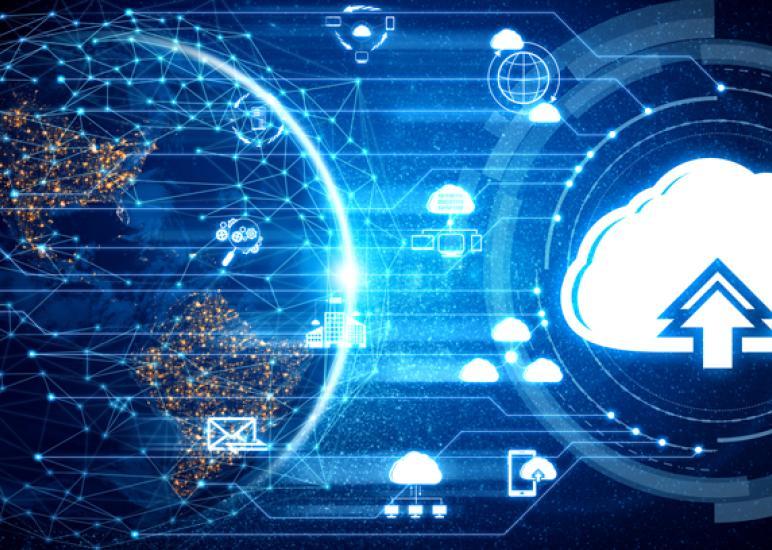 Vernetze Cloud-Lösung