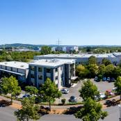 Hauptsitz der WEBER GmbH in Aschaffenburg