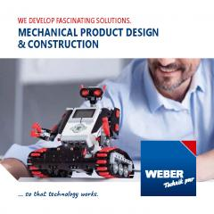 Mechanical product development and construction