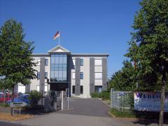 Das neue Gebäude der Weber GmbH