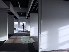 New offices at the Test Center.