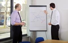 Personaldienstleistung whiteboard