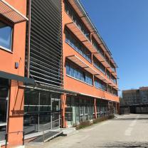 Das Büro der WEBER GmbH in Regensburg