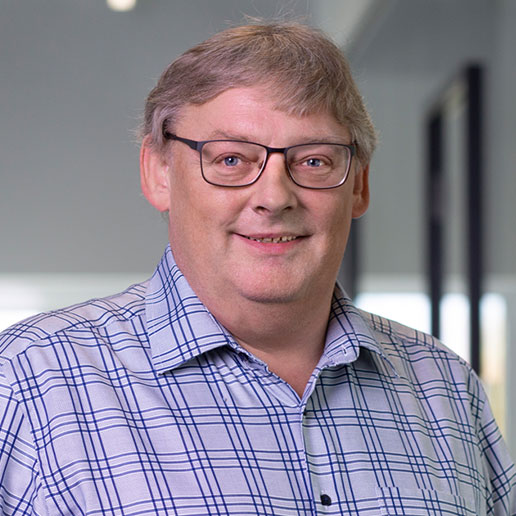 Jörg Fay Bereichsleiter Automation & Prüfstände