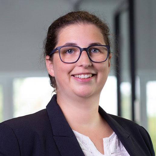 Carina Scotti HR Managerin