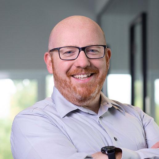 Stephan Zahn stellvertr. Bereichsleiter Mechanische Produktentwicklung & Konstruktion